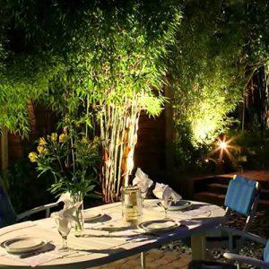 Đèn LED Sân Vườn